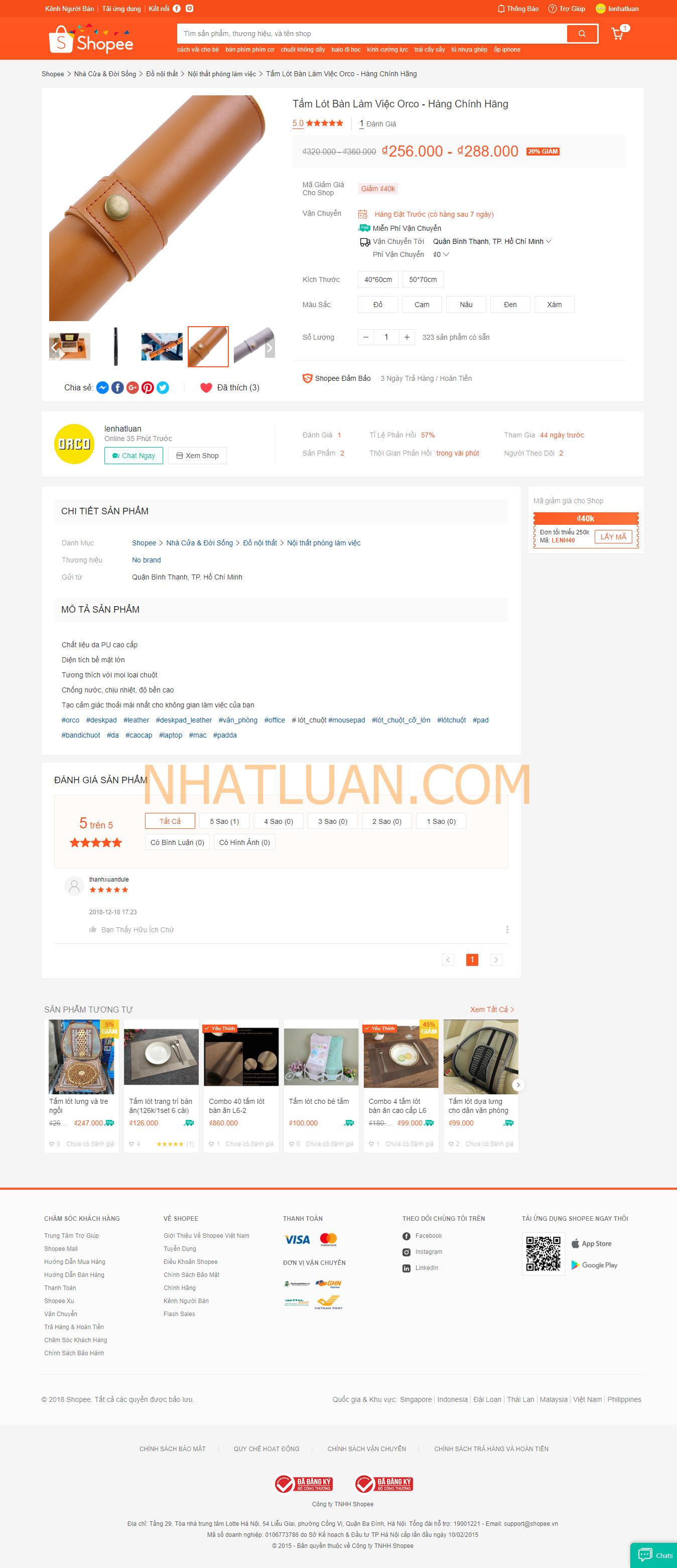 đăng ký bán hàng trên shopee